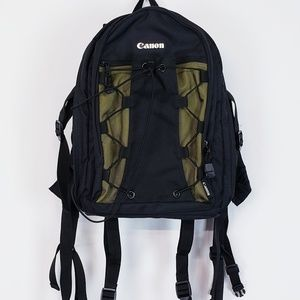 Cannon Deluxe Camera Backpack photographer case